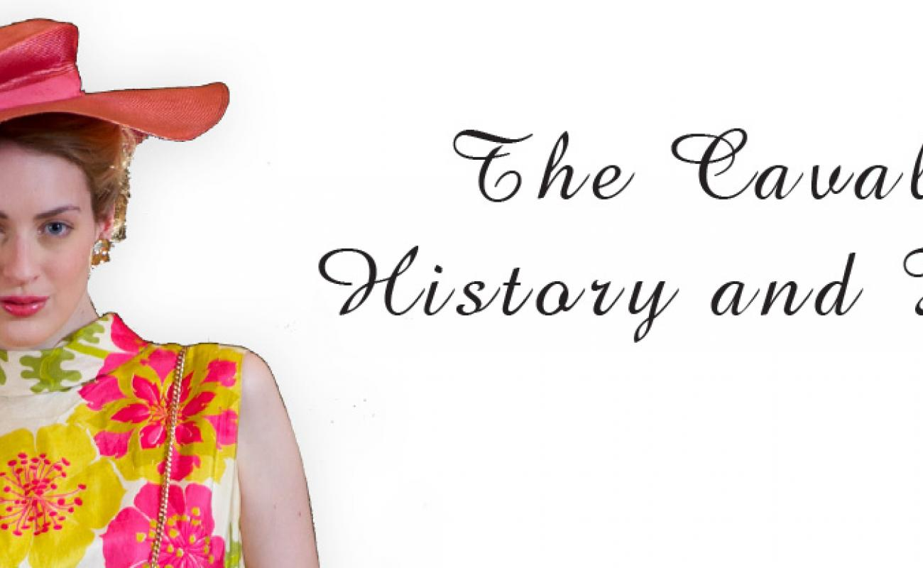 The Cavalcade of History & Fashion Parade & High Tea